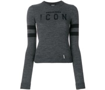 Icon knit jumper