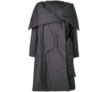 Mantel mit Umschlagkragen