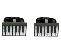 'Piano' Manschettenknöpfe