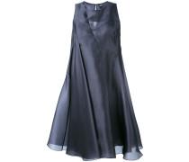 Swing-Kleid aus Seide