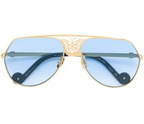 'Miss Rosell' Pilotenbrille