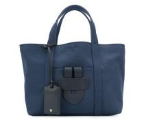 Simple medium tote bag