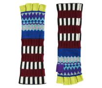 Handschuhe mit Fair-Isle-Muster