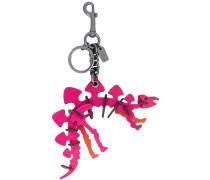 Schlüsselanhänger im Dinosaurier-Design