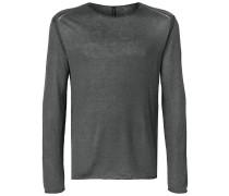Langärmeliger Pullover