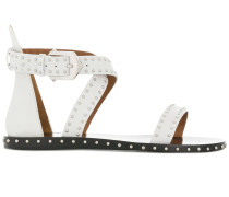 Riemen-Sandalen mit Nieten