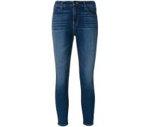 'Alana' Cropped-Jeans