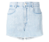 'All is Love' Jeans-Shorts