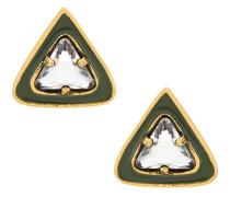 Dreieckige Ohrstecker
