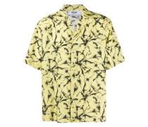 Kurzärmeliges Hemd mit Print