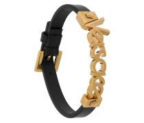 logo Medusa detail bracelet