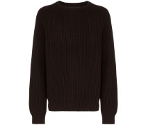 Gerippter 'Invidia' Pullover
