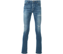 Eng anliegende Jeans