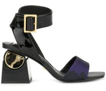 'Nyla' Sandalen mit Blockabsatz