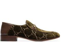 Loafer mit Horsebit-Spange