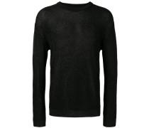 Pullover mit tief angesetzter Schulter