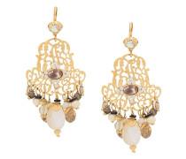 Ohrringe mit Perlen