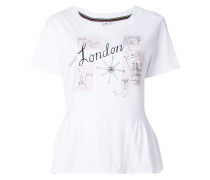 "T-Shirt mit ""London""-Print"