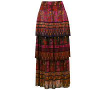 Nayara long knit skirt