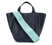 classic top-handle tote