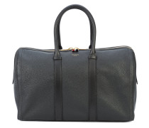 Unstructured Holdall In Tumbled Calf Leather