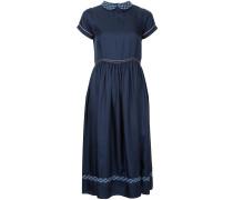 Kleid mit gerafftem Design