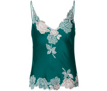 v-neck lace camisole top
