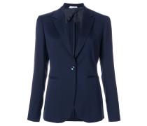 slim-fit tailored blazer