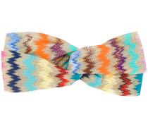 zig zag pattern headband
