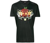 "T-Shirt mit ""Icon""-Print"