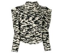 'Daphne' Pullover mit betonten Schultern