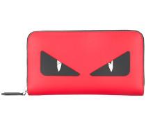 Bag Bugs-appliqué wallet
