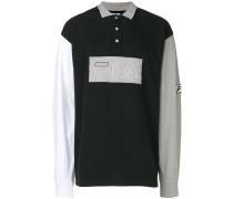 X Fila Poloshirt mit Logo-Patch