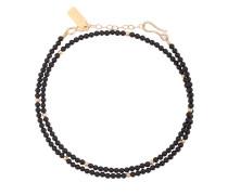 Wickelarmband mit Perlen