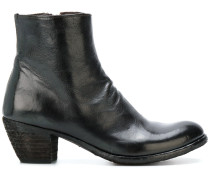 Godard zipped boots