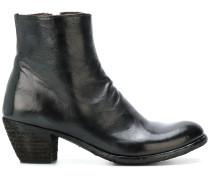 'Godard' Stiefel mit Reißverschluss