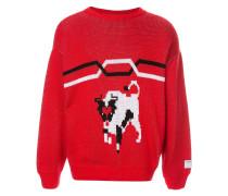 Pullover mit Stier