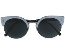 Runde 'Era' Sonnenbrille