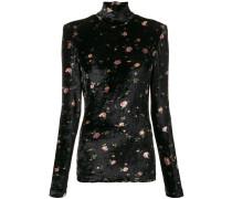 Pullover mit Blumenmuster