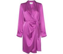 'Siwa' Wickelkleid mit V-Ausschnitt