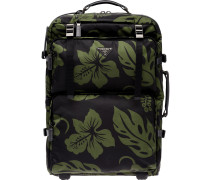 Hibiscus trolley bag