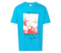 T-Shirt mit Madonna-Print