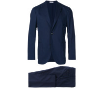 formal single-breasted suit