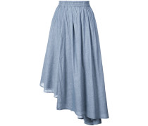 asymmetric full skirt