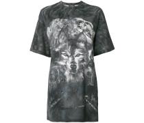 Wolf print T-shirt