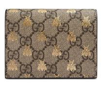 GG Supreme Kartenetui mit Bienen