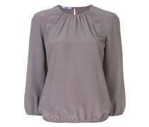 gathered blouse
