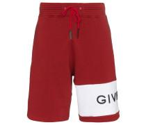 Shorts mit Logo