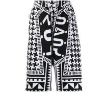 'Archive Dogtooth Harem' Shorts