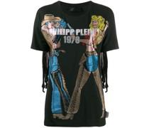 crystal cowboy T-shirt